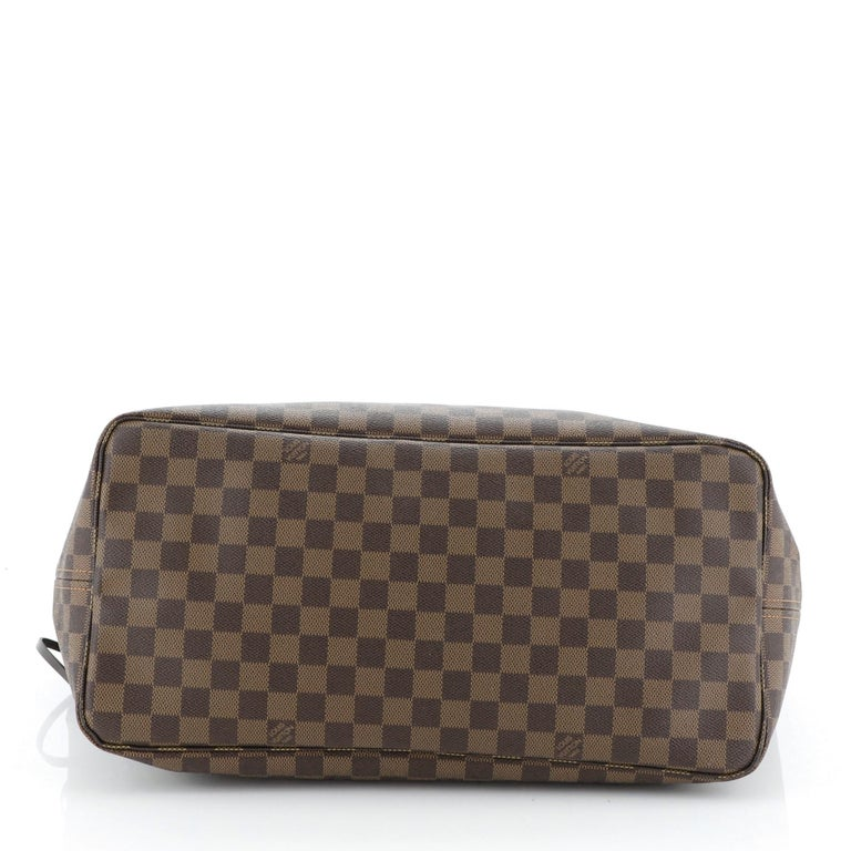 Louis Vuitton Neverfull NM Tote Damier GM For Sale 1