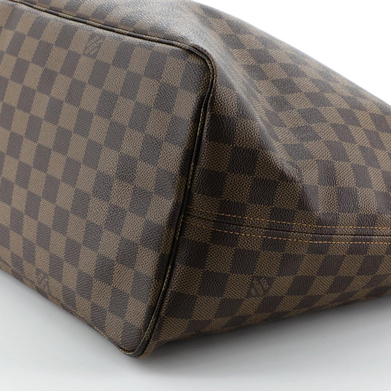 Louis Vuitton Neverfull NM Tote Damier GM For Sale 3