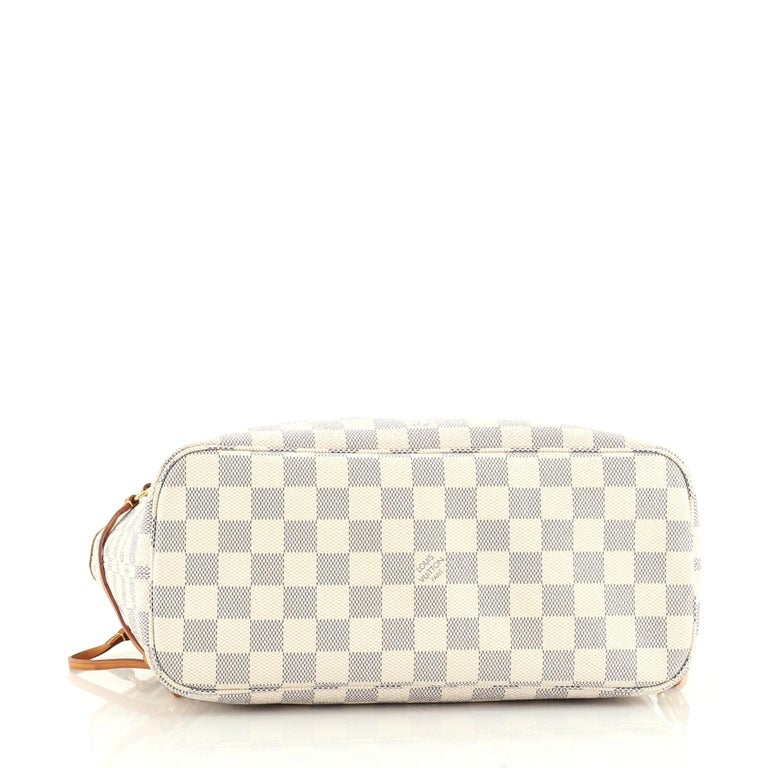 Louis Vuitton Neverfull NM Tote Damier PM For Sale 1