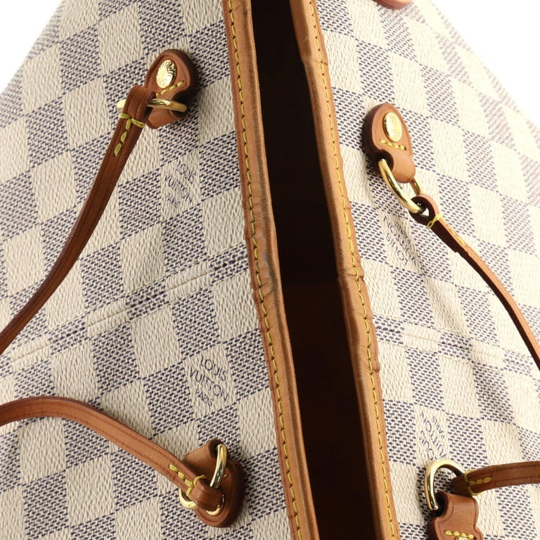 Louis Vuitton Neverfull NM Tote Damier PM For Sale 5