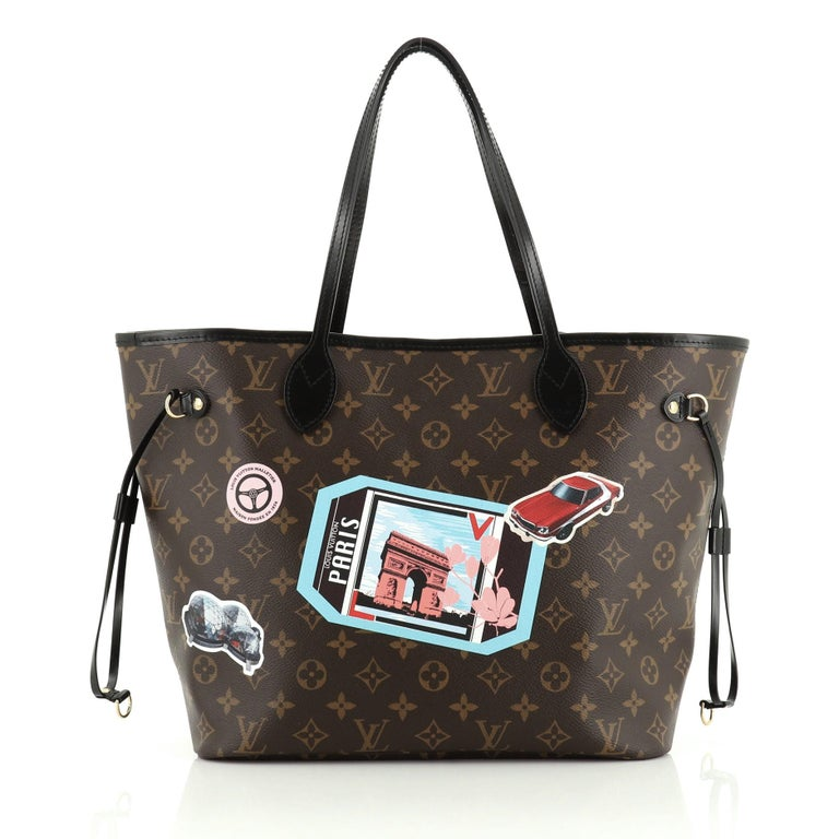 Women's or Men's Louis Vuitton Neverfull NM Tote