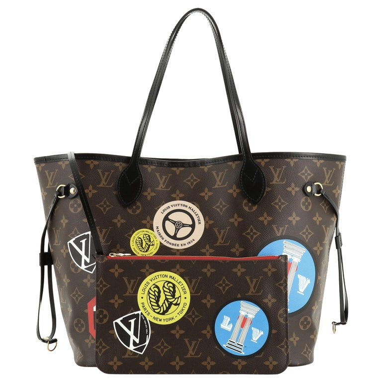 Louis Vuitton Neverfull NM Tote