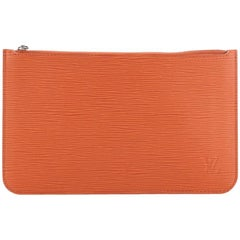 Louis Vuitton Neverfull Pochette Epi Leather Large