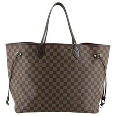 Louis Vuitton Neverfull Tote Damier GM