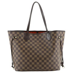 Louis Vuitton Neverfull Tote Damier MM