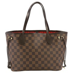 Louis Vuitton Neverfull Tote Damier PM