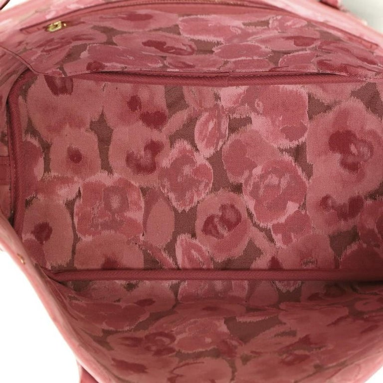 Women's or Men's Louis Vuitton Neverfull Tote Limited Edition Ikat Monogram Canvas MM For Sale