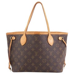 Louis Vuitton Neverfull Tote Monogram Canvas PM