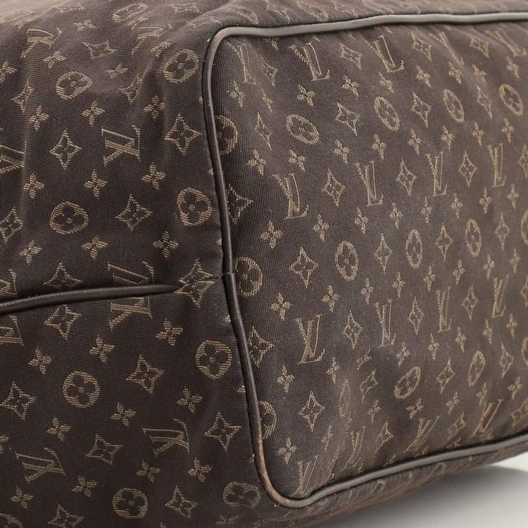 Louis Vuitton Neverfull Tote Monogram Idylle MM For Sale 1
