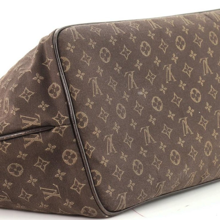 Louis Vuitton Neverfull Tote Monogram Idylle MM 2