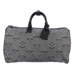 Louis Vuitton NEW Black Rainbow Men's Carryall Travel Weekender Duffle Bag