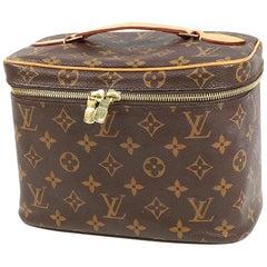 LOUIS VUITTON NiceBB Vanity bag Womens handbag M42265