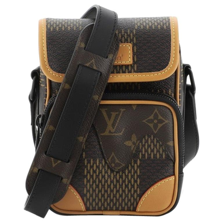 Louis Vuitton Nigo Amazone Messenger Bag Limited Edition Giant Damier