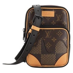 Louis Vuitton Nigo Amazone Sling Bag Limited Edition Giant Damier and Mon