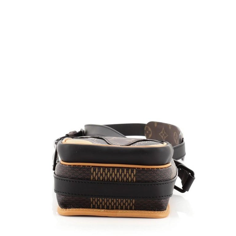 Louis Vuitton Nigo Amazone Sling Bag Limited Edition Giant Damier and Monnogram For Sale 1