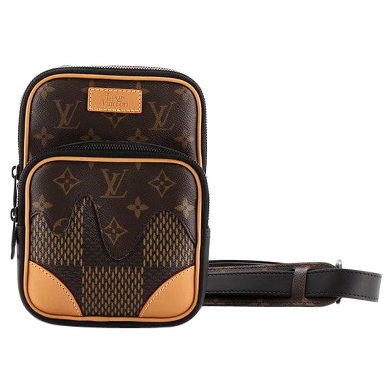 Louis Vuitton Nigo Amazone Sling Bag Limited Edition Giant Damier and Monogram