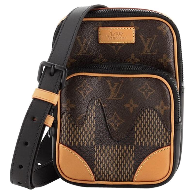 Louis Vuitton Nigo Amazone Sling Bag Limited Edition Giant Damier and Monogrm