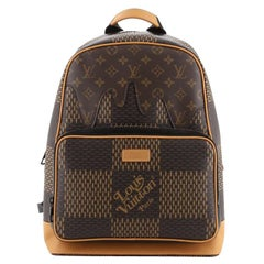 Louis Vuitton Nigo Campus Backpack Limited Edition Giant Damier and Monog