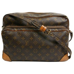 LOUIS VUITTON Nile Bag In Monogram Canvas