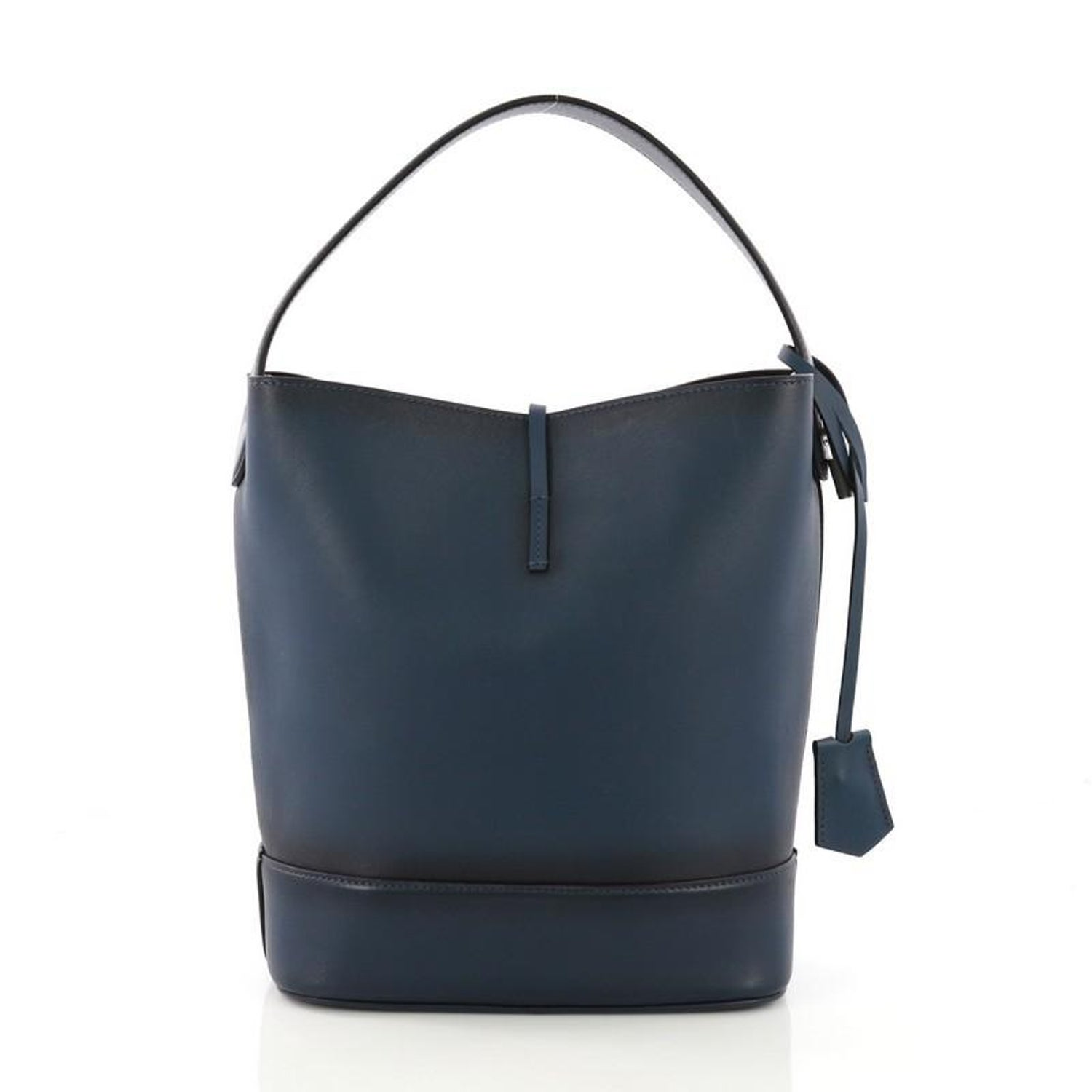 6c7716a2fb41 Louis Vuitton NN14 Cuir Nuance Bucket Bag Leather GM For Sale at 1stdibs