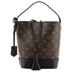 Louis Vuitton NN14 Idole Bucket Bag Monogram Canvas and Leather PM