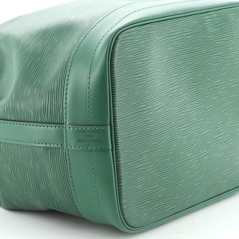 Louis Vuitton  Noe Handbag Epi Leather Large 1