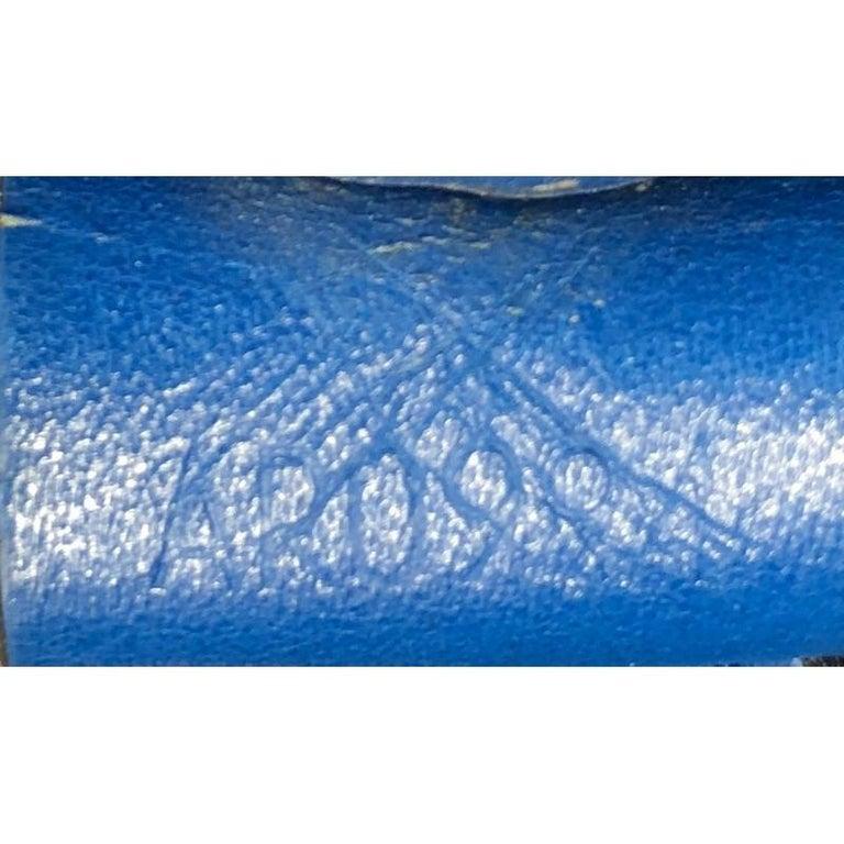 Louis Vuitton Noe Handbag Epi Leather Large For Sale 3