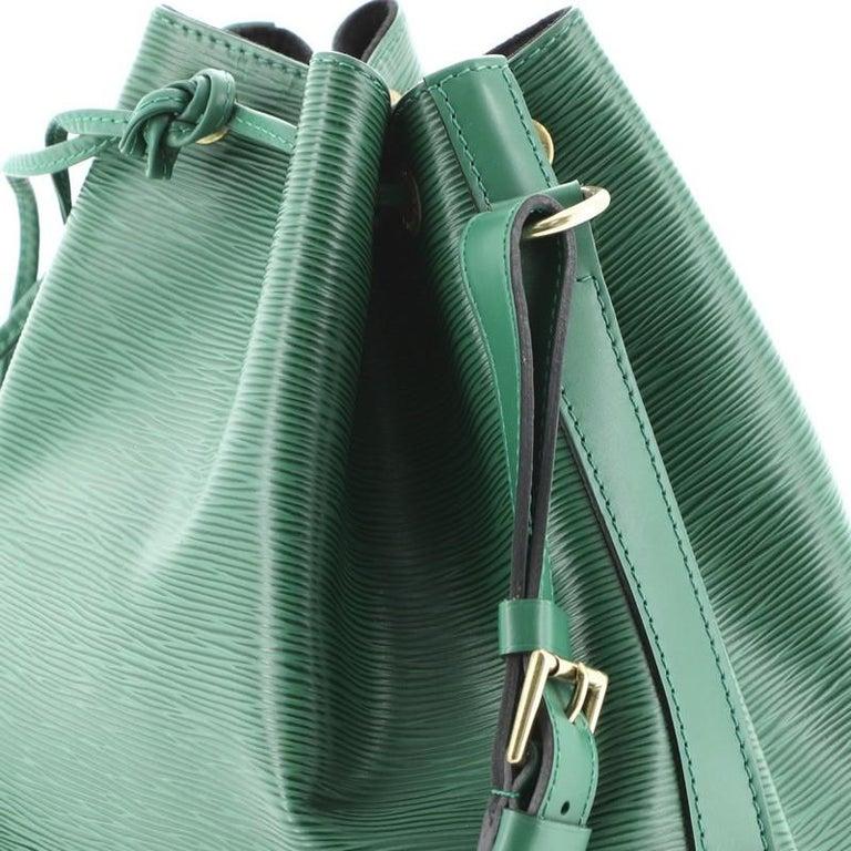 Louis Vuitton  Noe Handbag Epi Leather Large 2