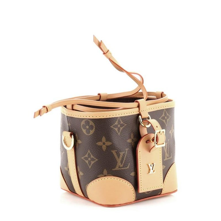 Louis Vuitton Noe Purse Monogram Canvas In Good Condition For Sale In New York, NY