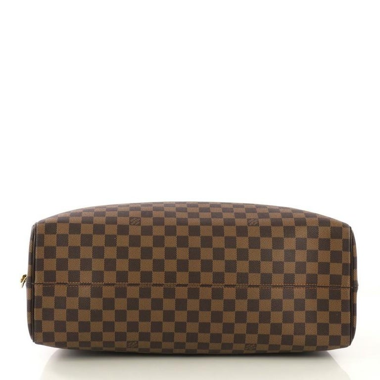 Louis Vuitton Nolita Handbag Damier 24 Heures In Excellent Condition In New York, NY