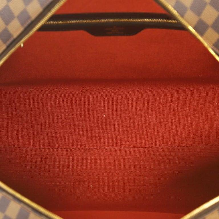 Women's Louis Vuitton Nolita Handbag Damier 24 Heures