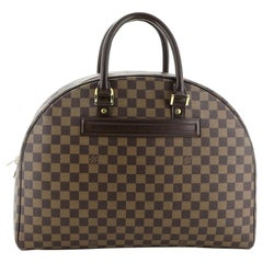 Louis Vuitton Nolita Handbag Damier 24 Heures