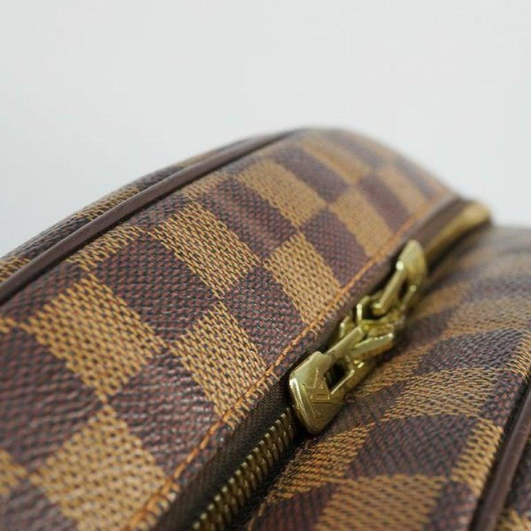 LOUIS VUITTON Nolita Womens Boston bag N41455 Damier ebene For Sale 7