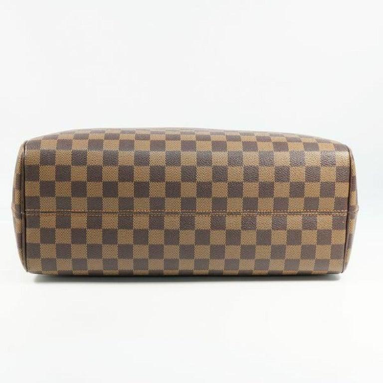 LOUIS VUITTON Nolita Womens Boston bag N41455 Damier ebene In Good Condition For Sale In Takamatsu-shi, JP