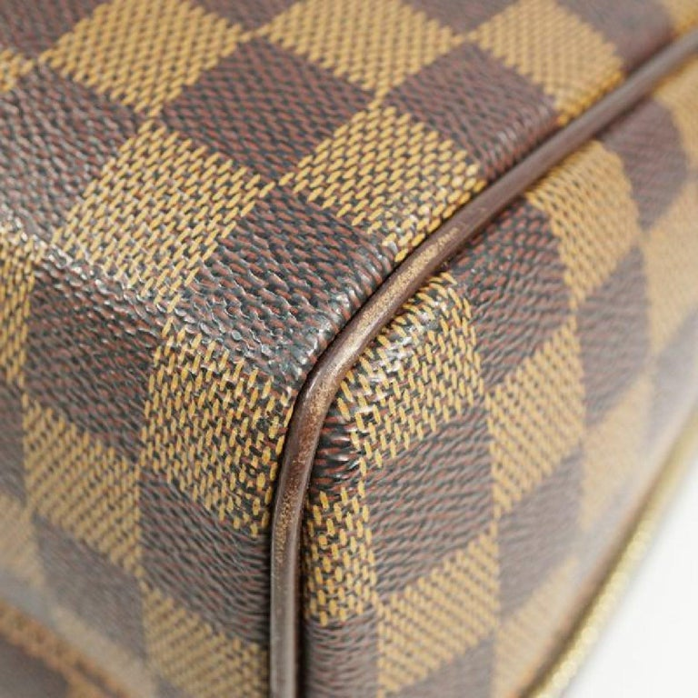 Women's LOUIS VUITTON Nolita Womens Boston bag N41455 Damier ebene For Sale