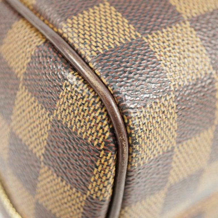LOUIS VUITTON Nolita Womens Boston bag N41455 Damier ebene For Sale 1