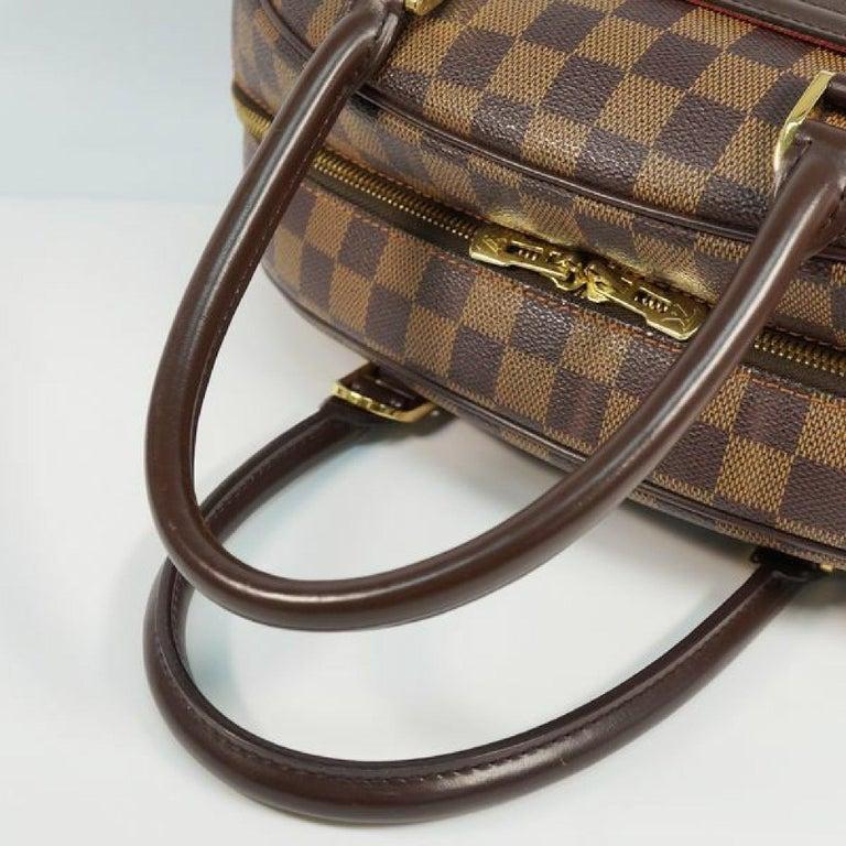 LOUIS VUITTON Nolita Womens Boston bag N41455 Damier ebene For Sale 2