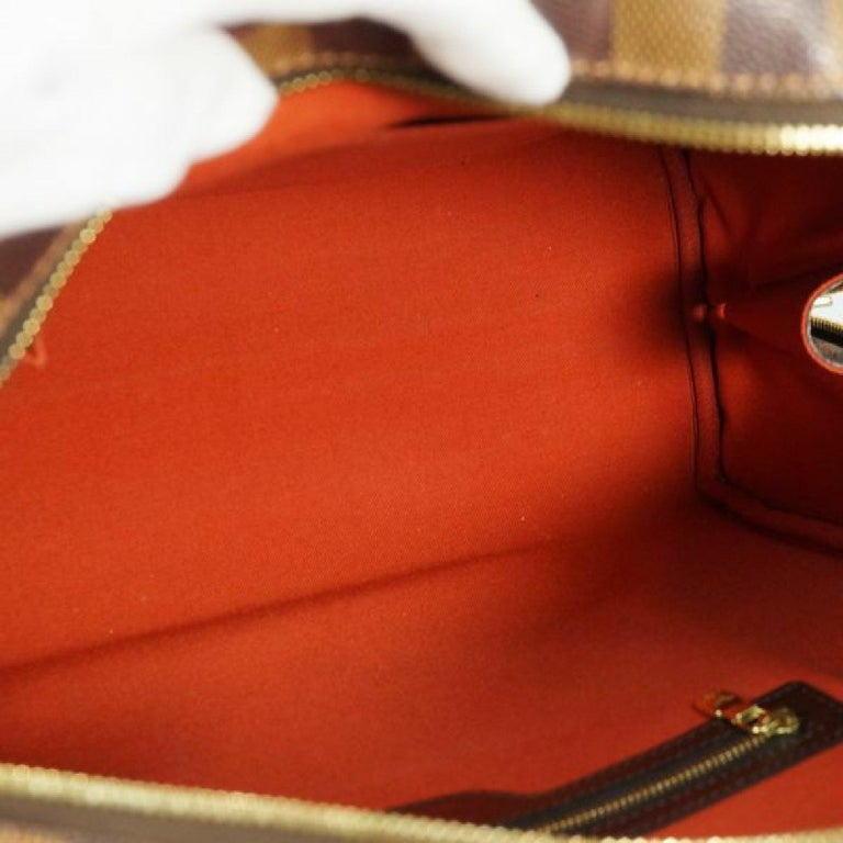 LOUIS VUITTON Nolita Womens Boston bag N41455 Damier ebene For Sale 3