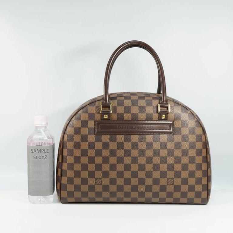 LOUIS VUITTON Nolita Womens Boston bag N41455 Damier ebene For Sale 4