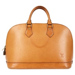 Louis Vuitton Nomade Leather Alma Bag