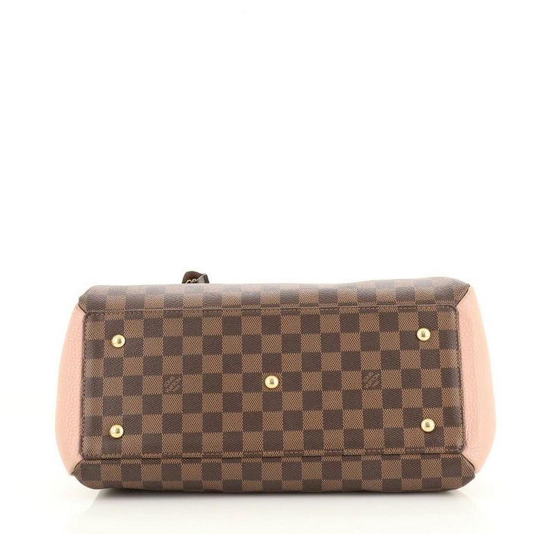 Louis Vuitton Normandy Handbag Damier In Good Condition In New York, NY