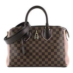 Louis Vuitton Normandy Handbag Damier