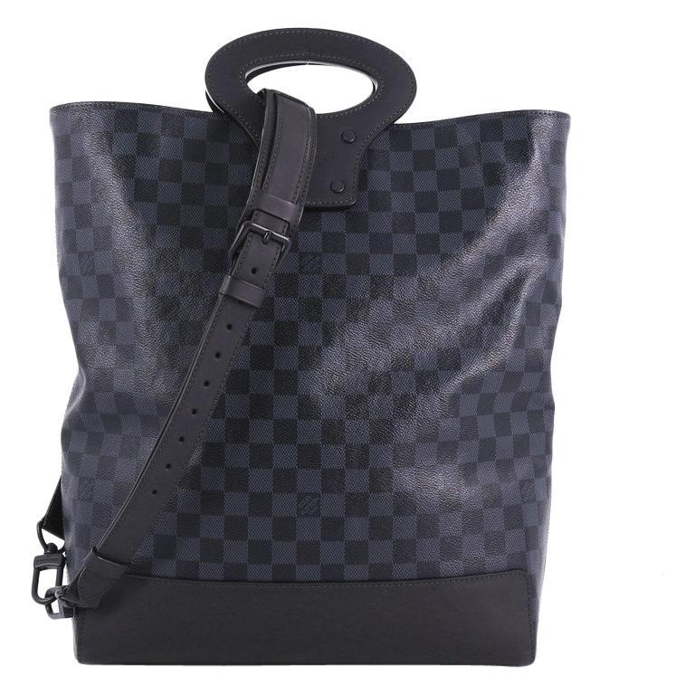 f6189c47c2d82 Louis Vuitton North South Tote Damier Cobalt im Angebot bei 1stdibs