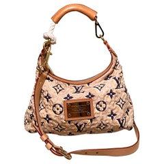 Louis Vuitton Nylon Monogram Bulles PM Bag- Limited Edition