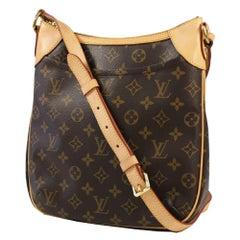 LOUIS VUITTON Odeon PM Womens shoulder bag M56390 brown