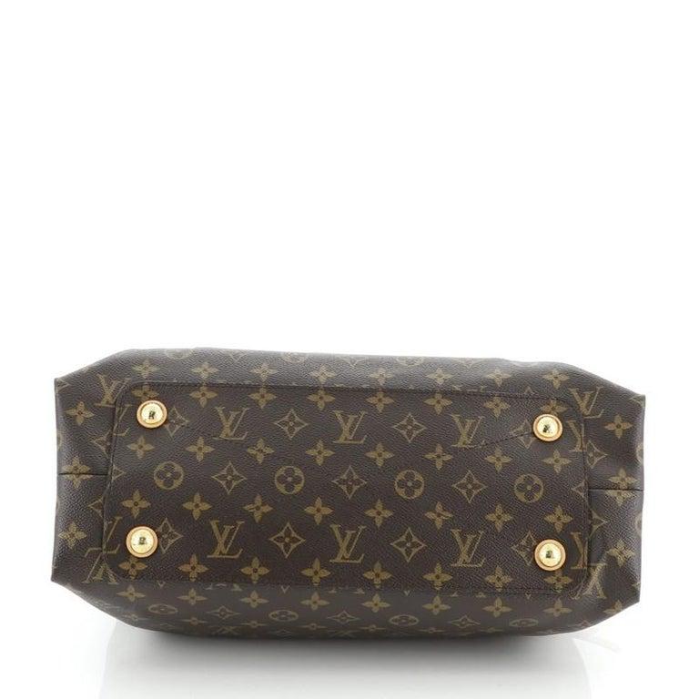 Women's or Men's Louis Vuitton Olympe Handbag Monogram Canvas
