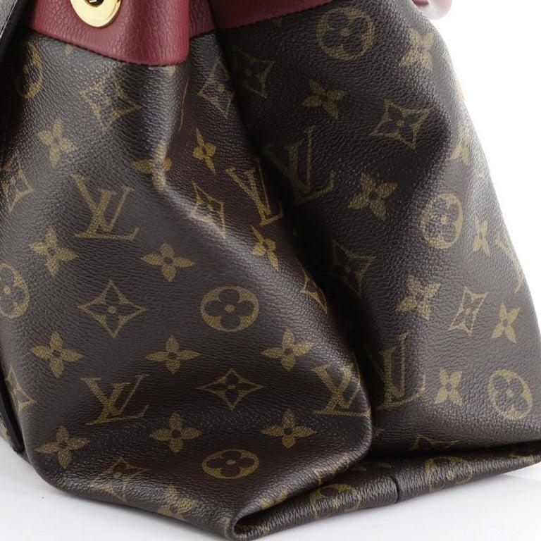 Louis Vuitton Olympe Handbag Monogram Canvas 2