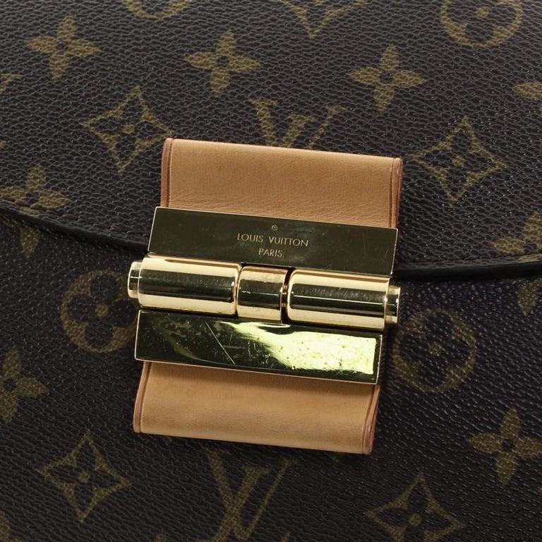 Louis Vuitton Olympe Handbag Monogram Canvas 3