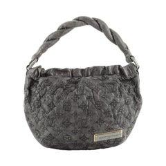 Louis Vuitton Olympe Nimbus Handbag Limited Edition Monogram Lambskin PM
