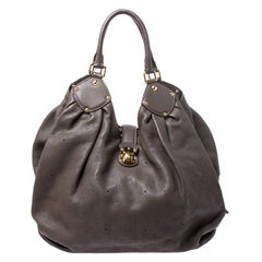 Louis Vuitton Ombre Monogram Mahina Leather XL Bag